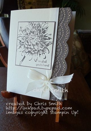 from my ink pad to yours: Core'dinations Card Stock