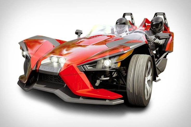 polaris slingshot 3 wheel front engined 2 seater motorcycle starting in the 19 000 39 s. Black Bedroom Furniture Sets. Home Design Ideas