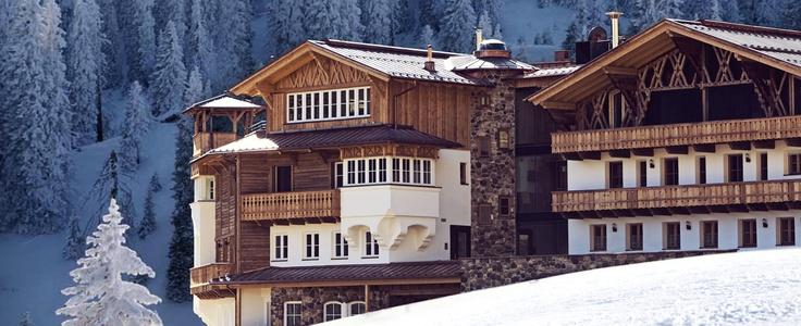 The Mooser Hotel, St Anton, Austria