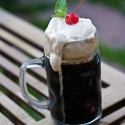 Espresso Stout Beer Float: Espresso Stout, Coff Stout, Casseroles Recipe, Stout Beer Floating, Bar Ideas, Drinks Recipe, Beer Drinks, Beer Recipe, Stout Floating