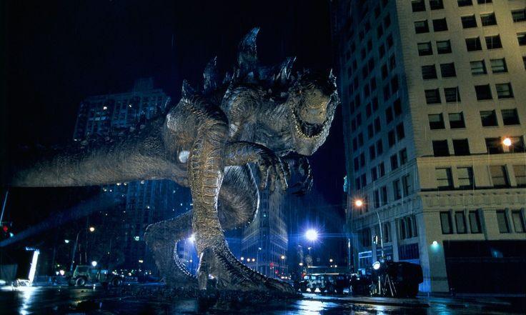 El Godzilla de Roland Emmerich disponible en Netflix