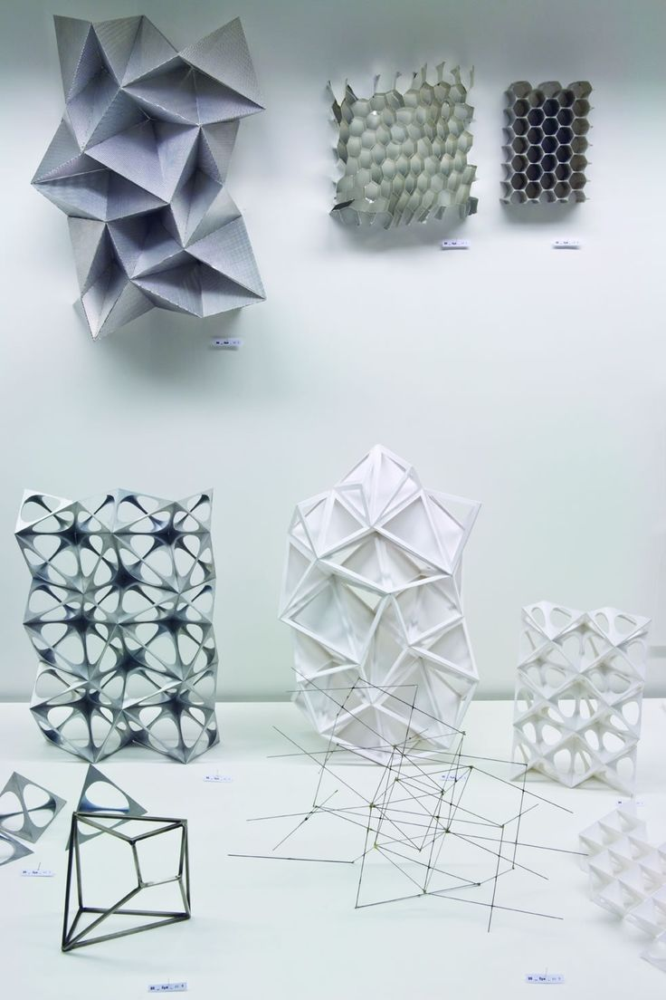 Material Research (Exhibited at 032c workshop) Barkow Leibinger