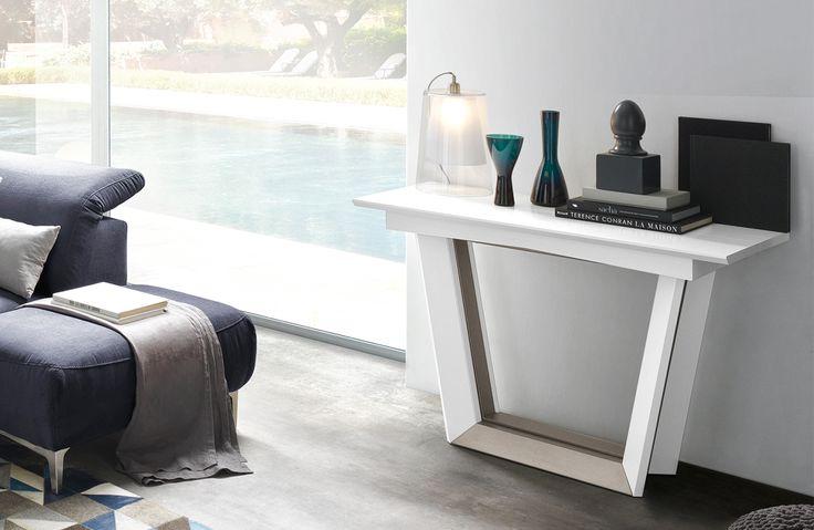 1000 id es sur le th me console extensible sur pinterest. Black Bedroom Furniture Sets. Home Design Ideas