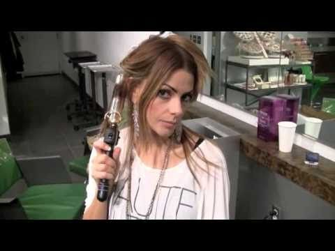 Michelle Money waves- so easy and amazing! I've been using this curling iron method and love it!
