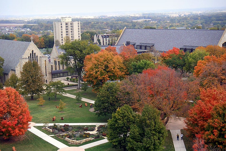 St. Olaf College in Northfield, MN