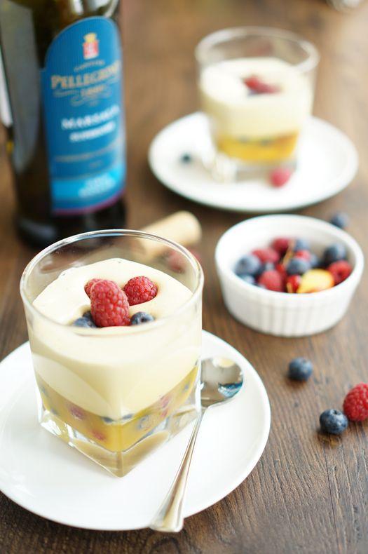 Сабайон - классический итальянский десерт, пошаговый фото рецепт