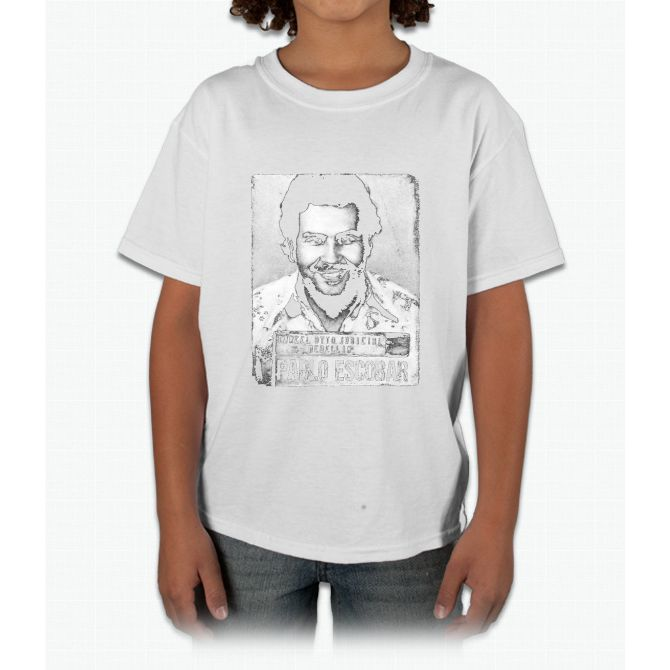 Pablo Escobar Young T-Shirt