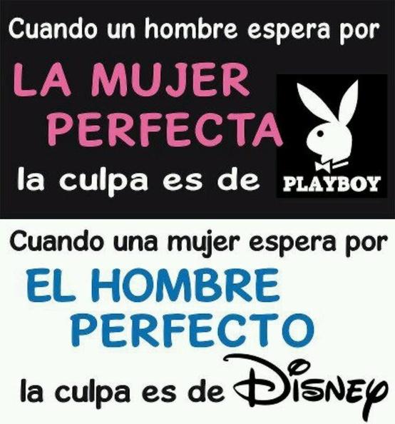 Humor Publicitario el parecido entre Playboy & Disney.