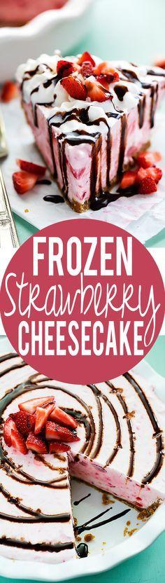 Frozen Strawberry Ch