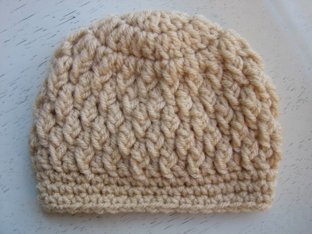 This is a crochet pattern for a stylish and elegant hat that has tons of texture. Perfectly suitable for boys, girls, teens, and adult! PATTERN ONLY--NOT FINISHED PRODUCT. Sizes Included: Newborn to 3 Months, 3 to 6 Months, 6 to 12 Months, 12 to 24 Months, 2T to 4T, 5T to Adult. PLEASE NOTE: When you purchase a pattern, you will receive an instant, automatically generated email with a link and directions, and your pattern will be available for immediate download. :-) (Please check your spam…