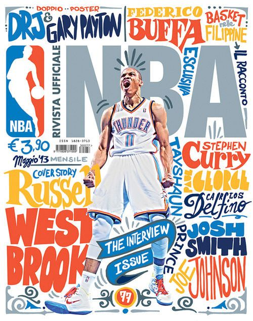VisualGraphic: NBA Italia