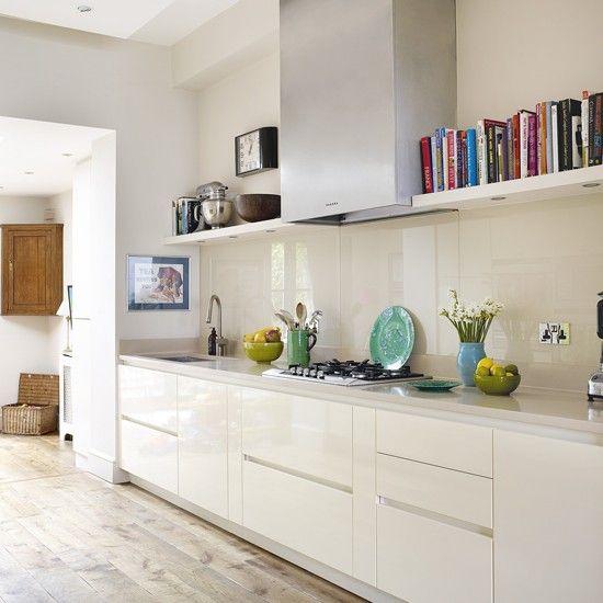 127 besten Küche Bilder auf Pinterest Küchen modern, Küchen - küchen fliesenspiegel glas