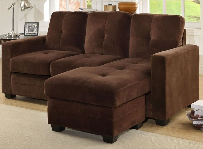 chicago furniture apartment size sofa chaise Apartment Size Furniture