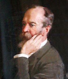 William James, uncredited portrait