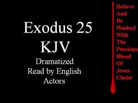 Exodus 25 KJV