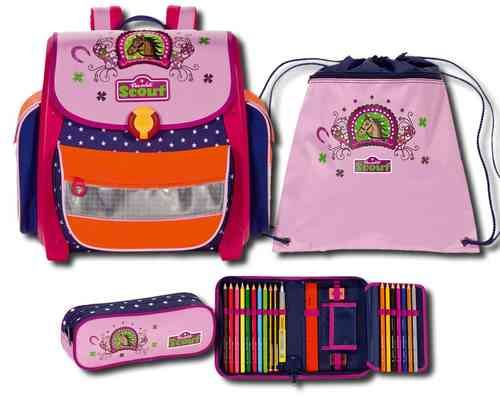 Scout Buddy Set 4-tlg. - LUCKY HORSE