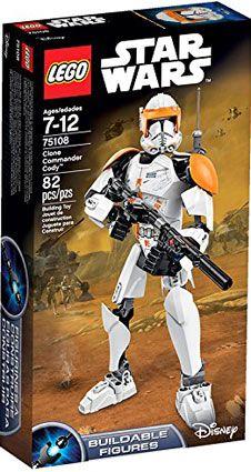 Grande figurine Lego Star Wars articulée et Amovible