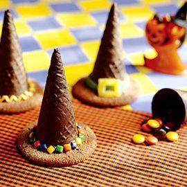 Cone + Biscuit rempli de bonbons