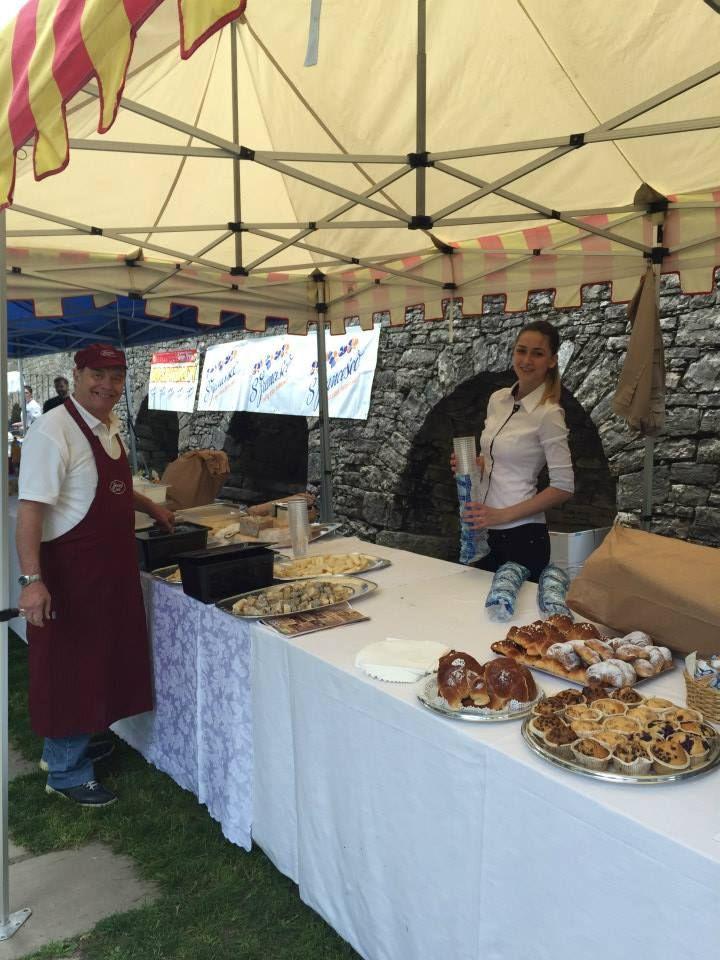Brunch a buffet al Bergamo Historic Gran Prix