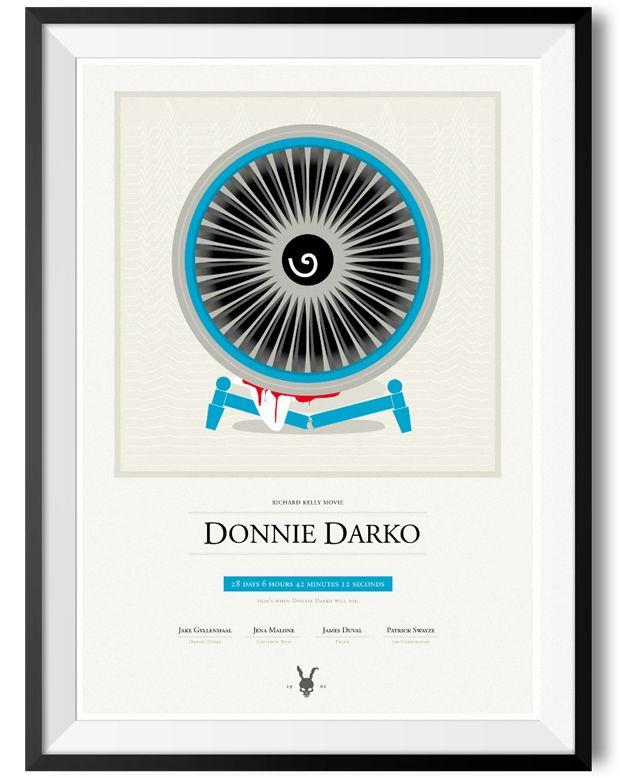 «Донни Дарко умрёт в течение 28 дней 6 часов 42 минут и 12 секунд» («Донни Дарко», 2001). Изображение № 5.