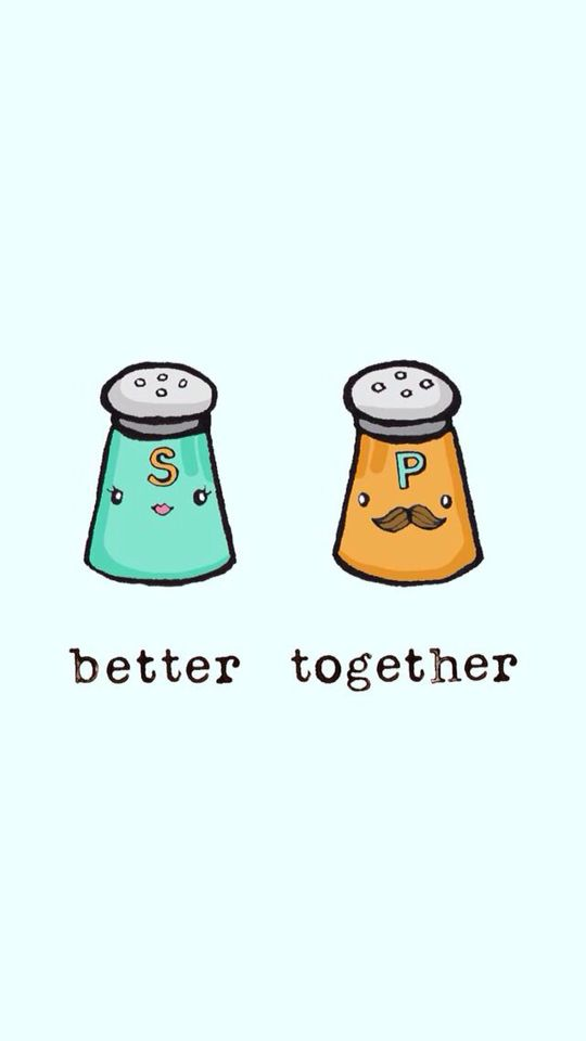 Be together. Not the same.                                                                                                                                                                                 More