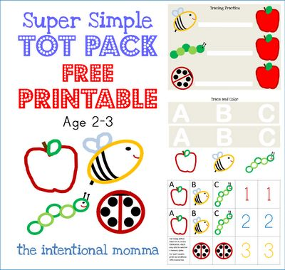 toddler preschool homeschool simple easy two 2 three 3 year old coloring activity tracing apple bee - Printable Activities For 8 Year Olds