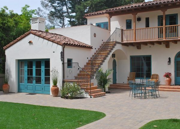 Best 25 spanish colonial ideas on pinterest spanish for Mexican casita house plans
