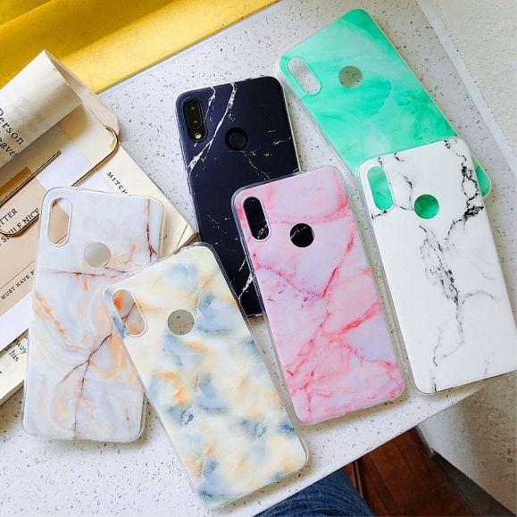 Coque Xiaomi Redmi Note 7 Imprimee Marbre Kawaii Phone Case Bff Phone Cases Iphone Marble Case