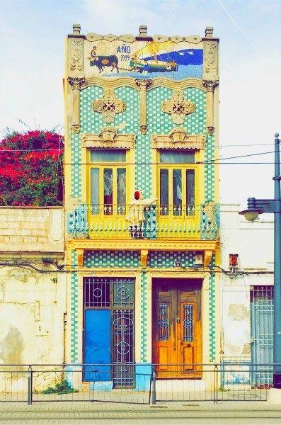El Cabanyal 02 - Valencia © Leonor de Bailliencourt