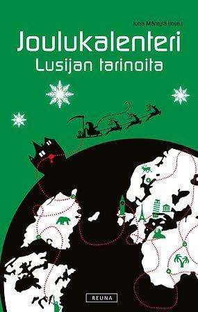 Joulukalenteri kirjat