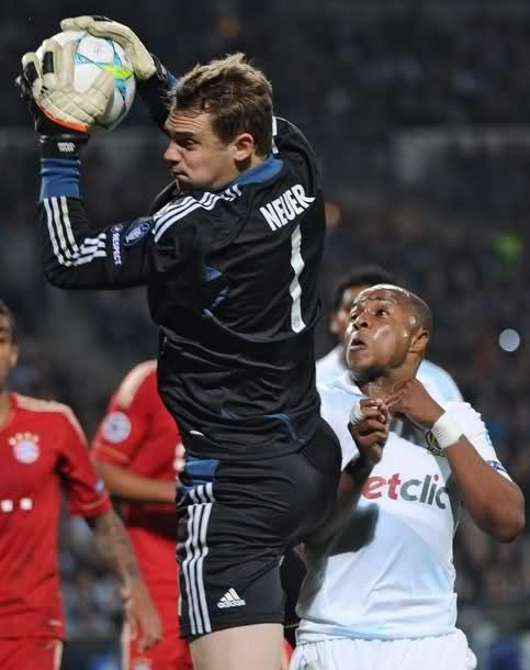 Manuel Neuer - Bayern Munchen