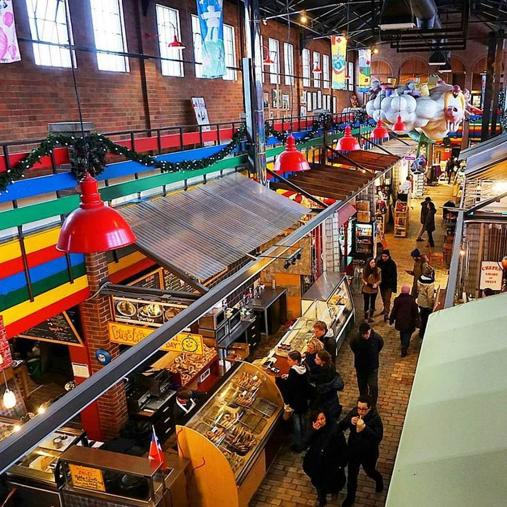 Bayard Market 10 Attractions Not To Miss In Ottawa