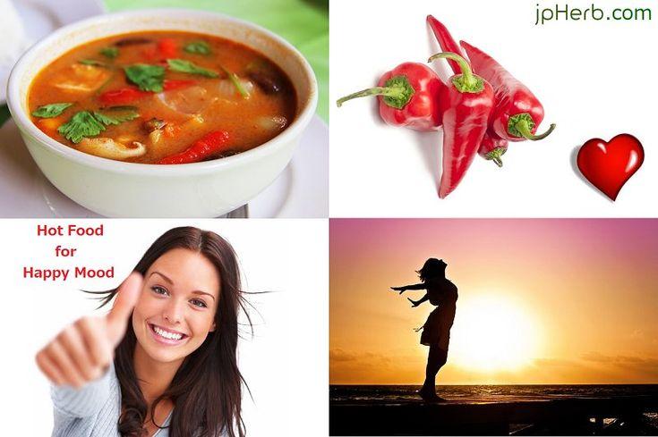 唐辛子などを含む辛くてスパイシーな食べ物は、脳内麻薬とも呼ばれるエンドルフィンを放出させます。エンドロフィンは強力で麻薬のような効果があり、エクササイズ後に気分を爽快にさせてくれます。しかしインドレストランで出されるような、子羊、豚肉、羊肉、高脂肪でクリーミーな料理は食べ過ぎないようにしましょう。-http://www.jpherb.com #jpherb #秘訣