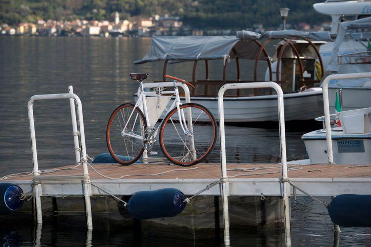 Revolton, un vélo fixie inspiré des bateaux italiens | Fixie Singlespeed, infos vélo fixie, pignon fixe, singlespeed.