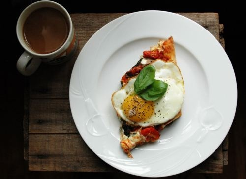 eggpizza: Healthy Homemade Pizza, Favorite Meals, Favorite Recipes