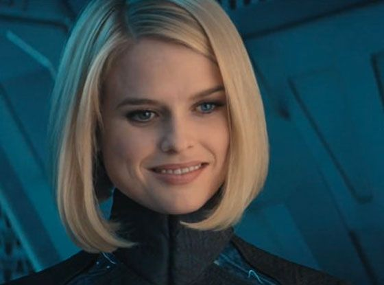 Star Trek Into Darkness - Alice Eve as Dr. marcus