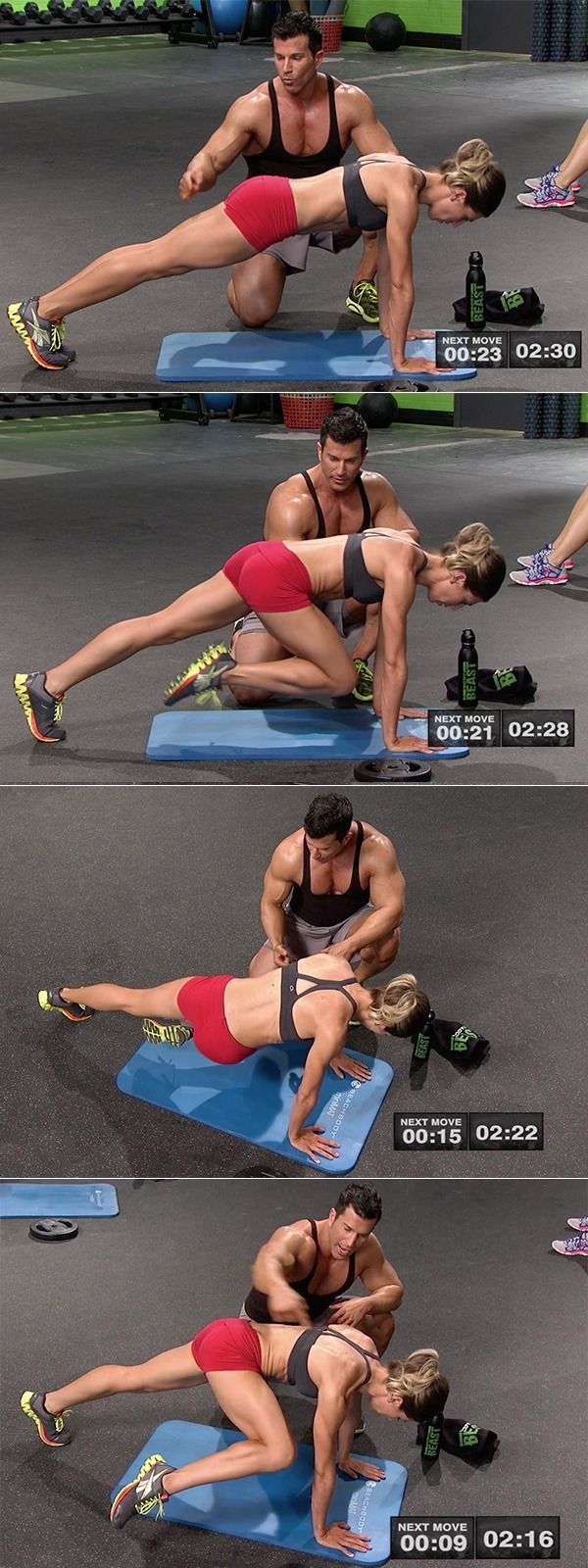 Check out this blog for the 10 best exercises to get shredded abs! how to strengthen your core // how to lose weight fast // fitness tips // best abs exercises men and woman // mountain climber // twist spiderman // masters hammer and chisel // Sagi Kalev // Beachbody // Beachbody Blog