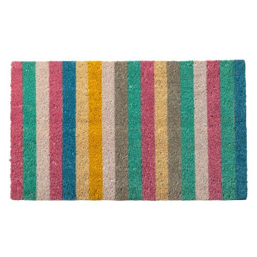 Striped doormat, Oliver Bonas