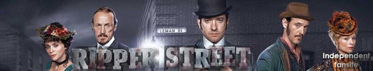 Series 2 set to be filmed again in Dublin | Ripper Street