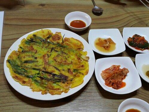 단야식당 파전^^
