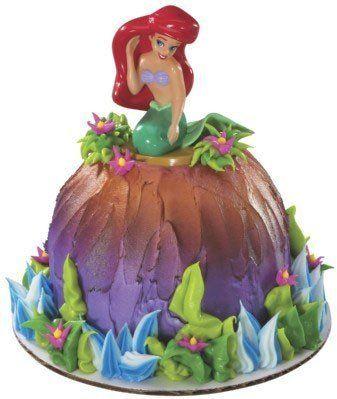 Ariel Cake Topper Canada
