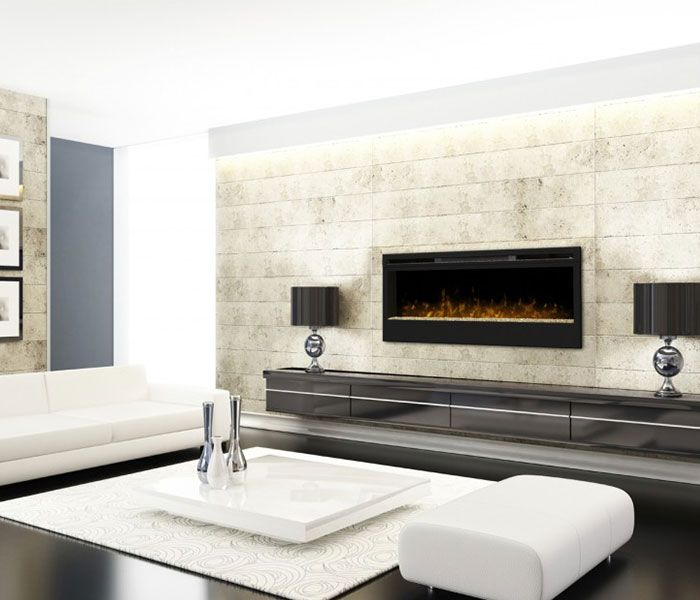 Más de 1000 ideas sobre electric wall fireplace en pinterest ...