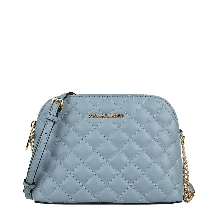 Michael Kors Cindy Large Leather Dome Crossbody >>> Be sure to check out this awesome product. (This is an Amazon Affiliate link and I receive a commission for the sales)