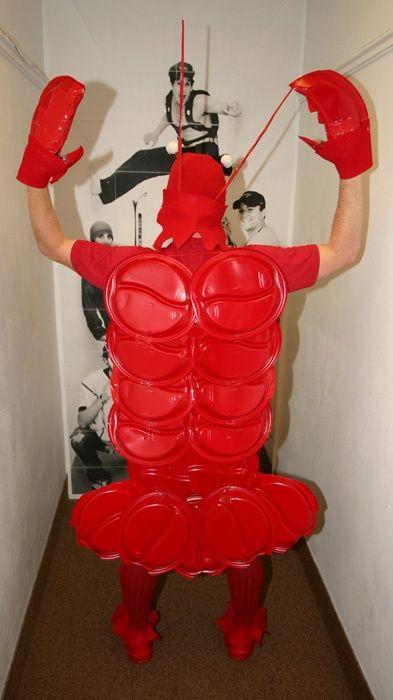 Hummer Kostüm selber machen | Kostüm Idee zu Karneval, Halloween & Fasching