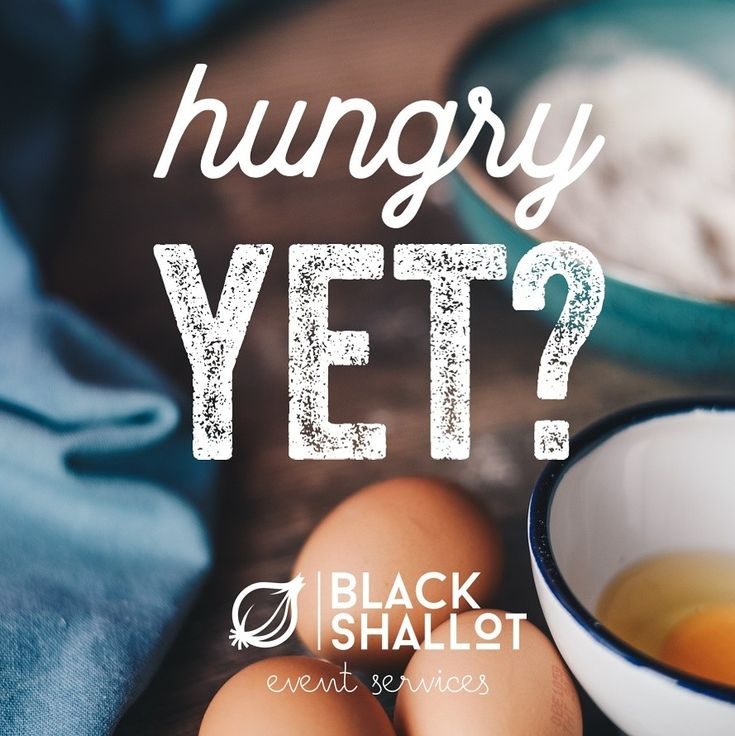 Hungry yet? Black Shallot Personal Chef Service
