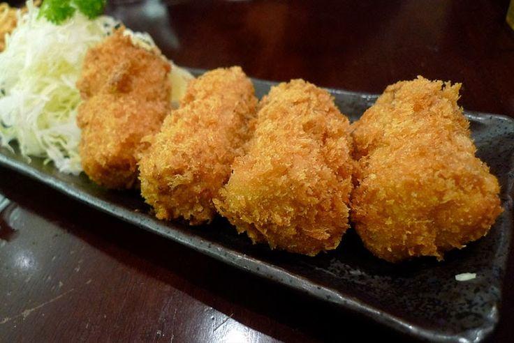 Korokke - Croquetas japonesas    - Ingredientes:  4 patatas medianas  120g de carne de ternera picada  1/2 cebolla finamente cortada...