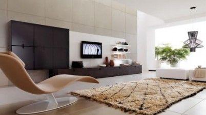 Desain Interior Ruang Tamu Tanpa Sofa Minimalis 2