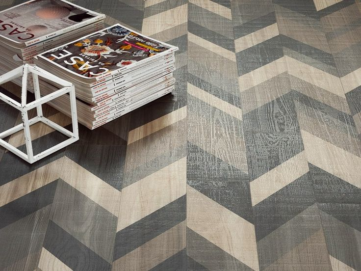 Love this ceramic floor!