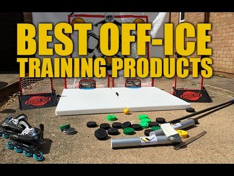 The Best Off-Ice Hockey Training Products - Improve skating, shooting & ...