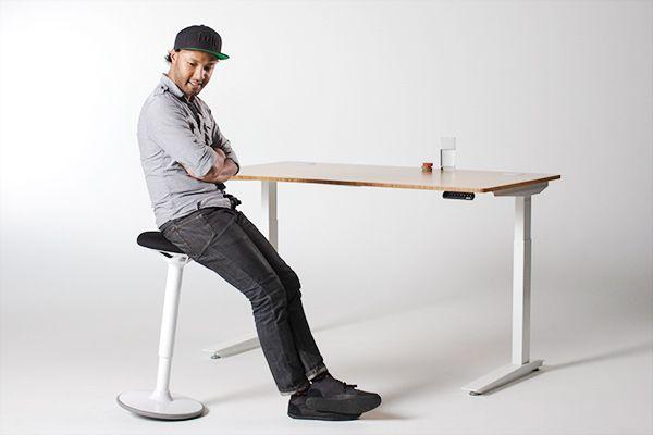 Luna Standing Desk Stool Desk Stool Standing Desk Stool Desk